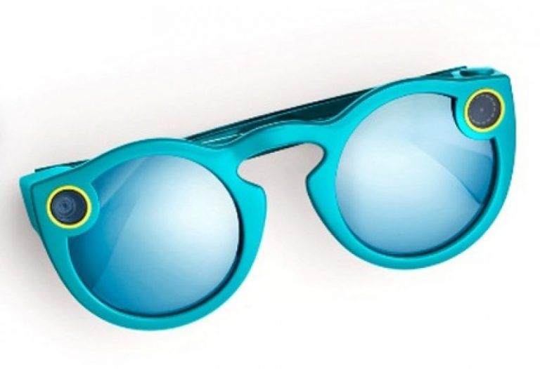 Snapchat launches sunglasses with video camera_TechFury