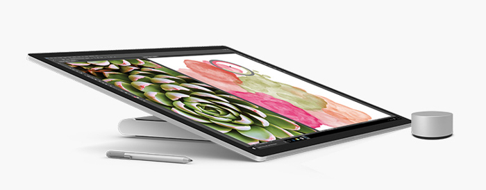 Microsoft launches Surface Studio