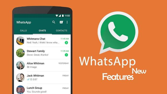 7 new functions of WhatsApp